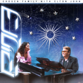 Chosen Family - Rina Sawayama & Elton John Cover Art