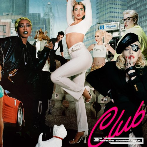 Dua Lipa – Club Future Nostalgia – Album (iTunes Plus M4A)
