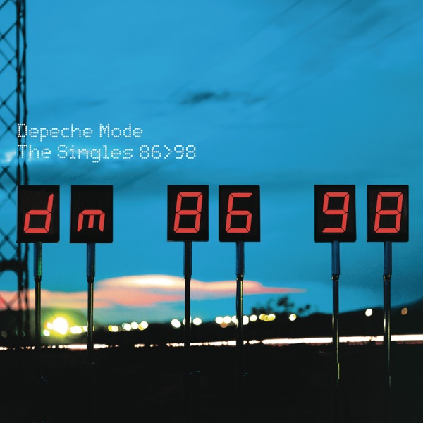 Depeche Mode mit Everything Counts