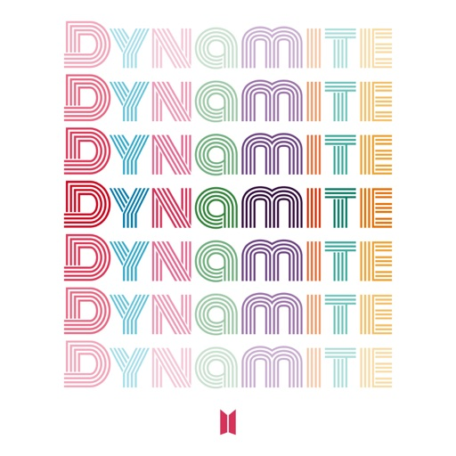 Art for Dynamite by BTS