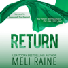 Meli Raine - Return  artwork