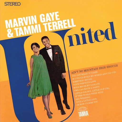Art for Your Precious Love by Marvin Gaye & Tammi Terrell