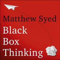 Matthew Syed - Black Box Thinking artwork