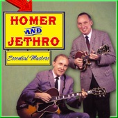 Homer & Jethro - I Guess Things Happen That Way