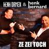 Henk Bernard & Henk Damen - Ze Zei Toch kunstwerk