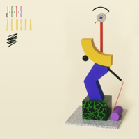 J-E-T-S - REAL TRUTH (feat. Tkay Maidza) artwork