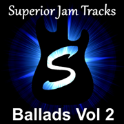 Sad Spacious Rock Ballad Guitar Backing Track E Minor - Superior Jam Tracks - Superior Jam Tracks