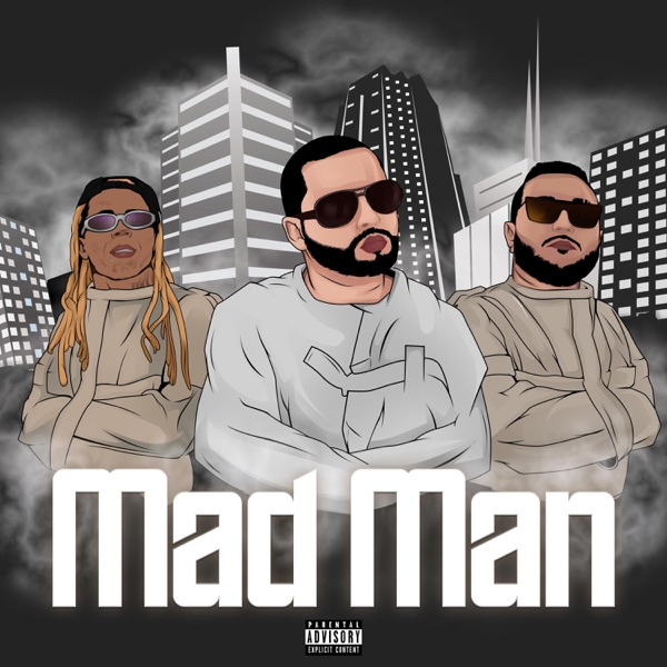 Mad Man (feat. Lil Wayne & Sam Hoss) - Single