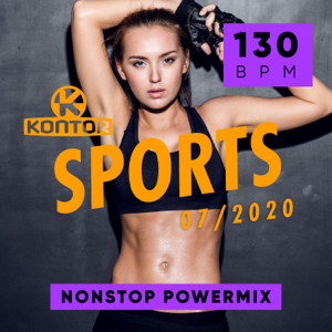 Jerome - Kontor Sports: Nonstop Powermix, 2020.07 (DJ Mix)