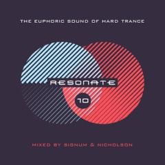 Resonate 10 (DJ MIX)