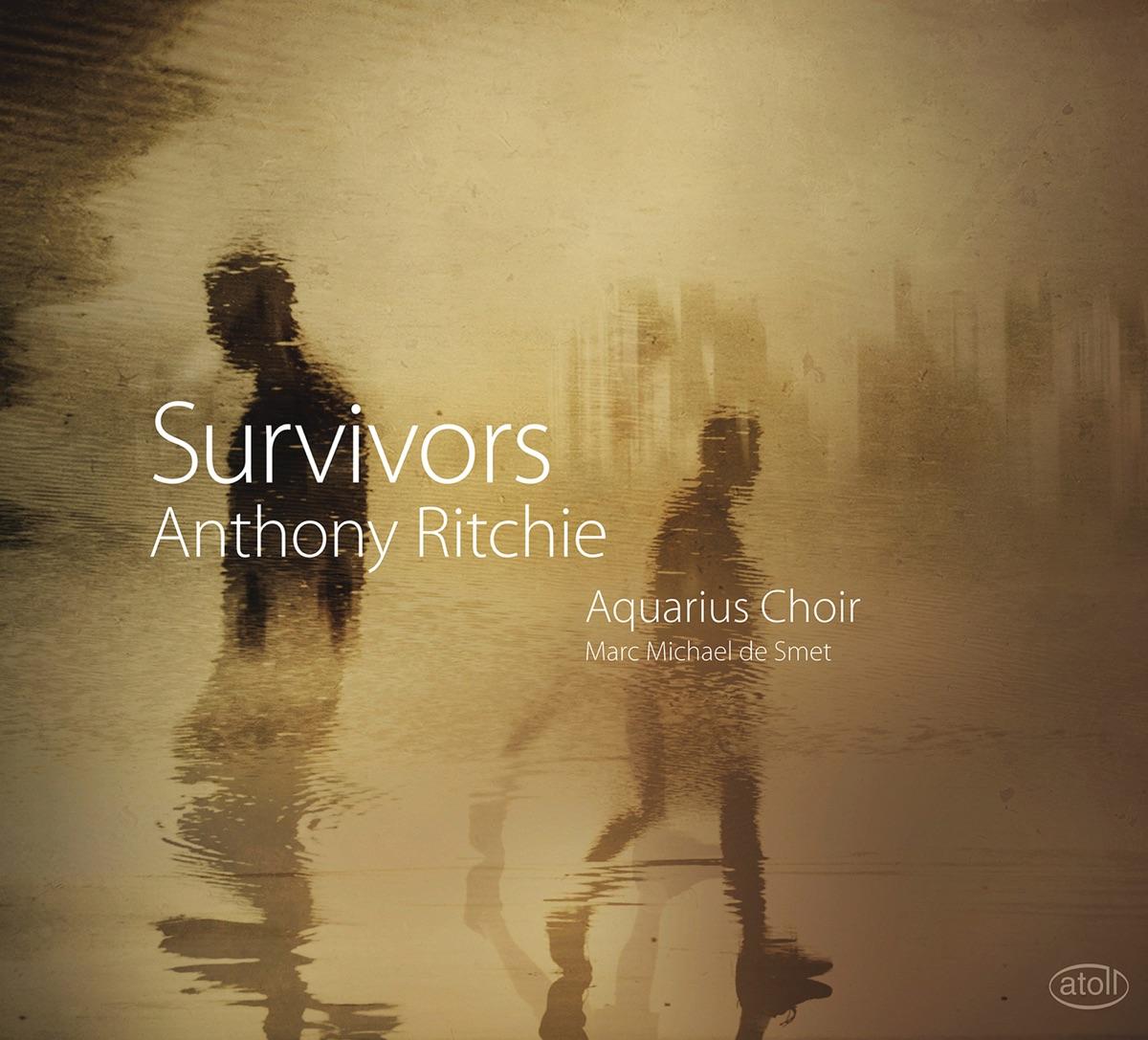 Ritchie Survivors Aquarius  Marc Michael de Smet CD cover
