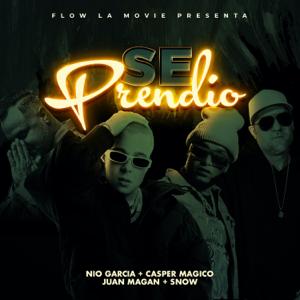 Nio García, Casper Mágico & Juan Magán - Se Prendió feat. Snow