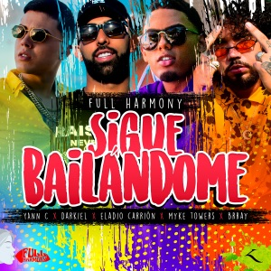 Darkiel, Eladio Carrión, Brray, Myke Towers & Yann'C - Sigue Bailándome