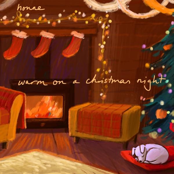 HONNE mit Warm on a Christmas Night