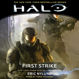 HALO: First Strike (Unabridged) audiobook