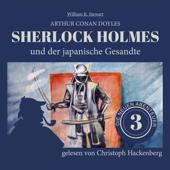 Sherlock Holmes und der japanische Gesandte (Die neuen Abenteuer 3)