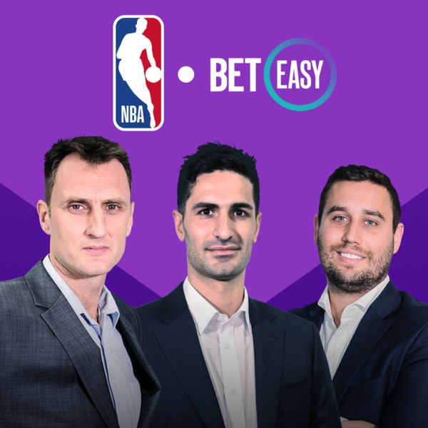 The BetEasy Moneyballers NBA Podcast