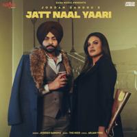 Jordan Sandhu - Jatt Naal Yaari - Single artwork