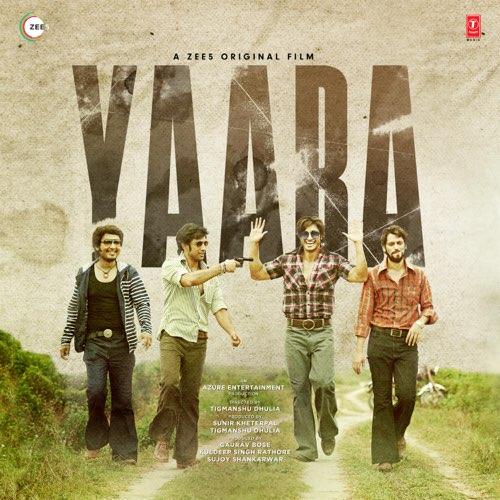 Gourov-Roshin, Shaan, Ankit Tiwari & Siddharth Pandit – Yaara (Original Motion Picture Soundtrack) [Apple Music AAC M4A]