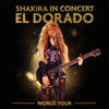 Shakira - Can't Remember to Forget You (El Dorado World Tour Live) ilustración