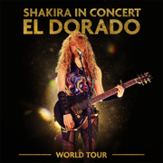 Can't Remember to Forget You (El Dorado World Tour Live) - Shakira