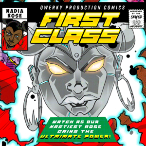 Nadia Rose - First Class - EP