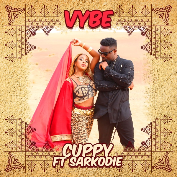Vybe (feat. Sarkodie) - Single