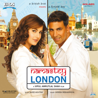 Himesh Reshammiya - Namastey London (Original Motion Picture Soundtrack) artwork