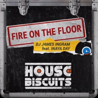 Fire On The Floor - DJ JAMES INGRAM-INAYA DAY