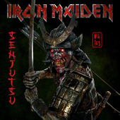 Senjutsu - Iron Maiden Cover Art