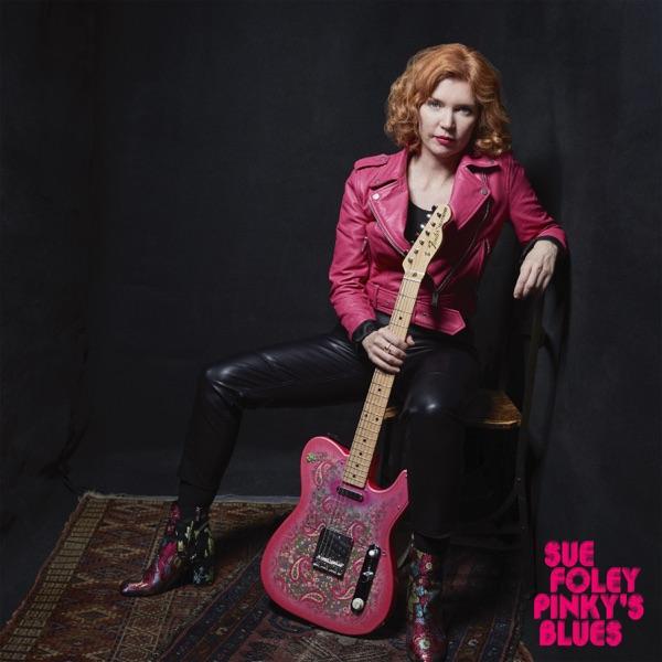 Sue Foley– Pinky's Blues