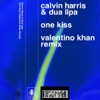 One Kiss Valentino Khan Extended Remix Single