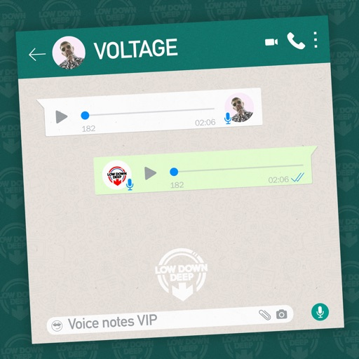 Voice Notes - Single by Voltage
