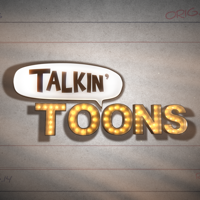 Podcast cover art for Talkin' Toons with Rob Paulsen