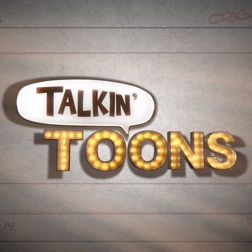 Cover image of Talkin' Toons with Rob Paulsen