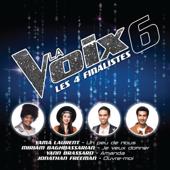 La Voix 6: Les 4 finalistes - EP
