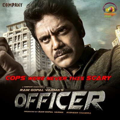 Officer (Original Motion Picture Soundtrack) - Single - Ravi Shankar