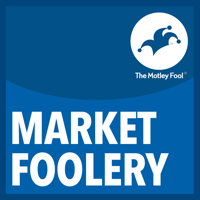 Podcast cover art for MarketFoolery