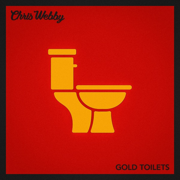 Gold Toilets - Single