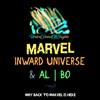 Inward Universe & al l bo - Marvel artwork