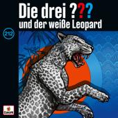 Folge 212: und der weiße Leopard - Die drei ??? Cover Art