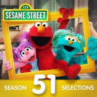 Télécharger Sesame Street, Selections from Season 51 Episode 5