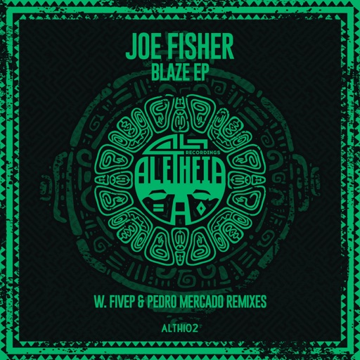 Blaze - EP by Joe Fisher