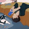 WooSung - Lazy (feat. Reddy) обложка