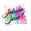 Juliana & Jesse - Le Blues D'la Métropole Grafik