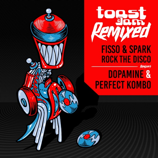 Rock the Disco Remixed - Single by Spark & Fisso