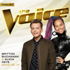 Britton Buchanan & Alicia Keys - Wake Me Up (The Voice Performance)  artwork