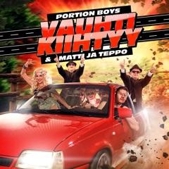 Vauhti kiihtyy (feat. Matti ja Teppo)