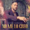 Nyno Vargas - No Me lo Creo portada