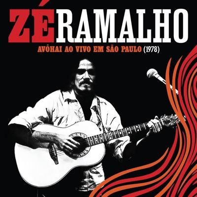 Avôhai Ao Vivo Em São Paulo (1978) - Zé Ramalho